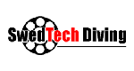 SwedTech_Diving_Logo
